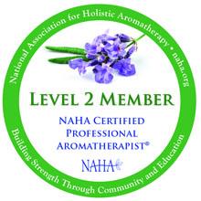 NAHA Certified Professional Aromatherapist