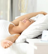more restful sleep with essential oils
