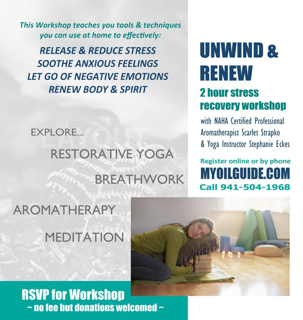 stress release workshop