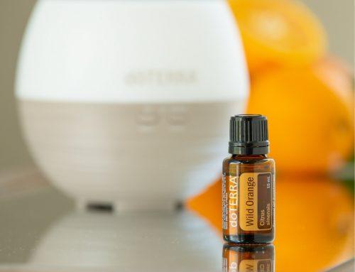 7 Ways to Use Wild Orange Essential Oil