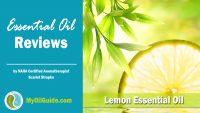 Lemon Essential Oil Review