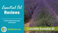 Lavender Essential Oil Review