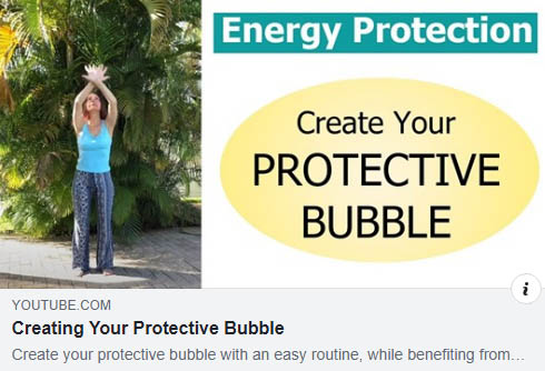 Create Your Protective Bubble